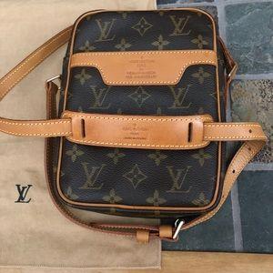 Authentic Louis Vuitton Camera Bag